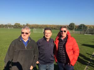 Former players enjoy AFA Cup win