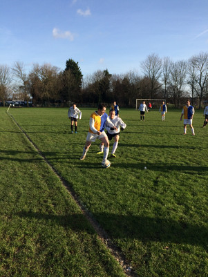 Match Reports for Saturday 7th February 2015