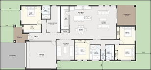 Home plan design Melbourne