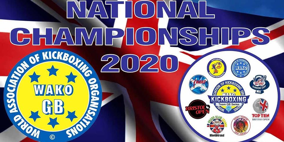 W.A.K.O. British Championships