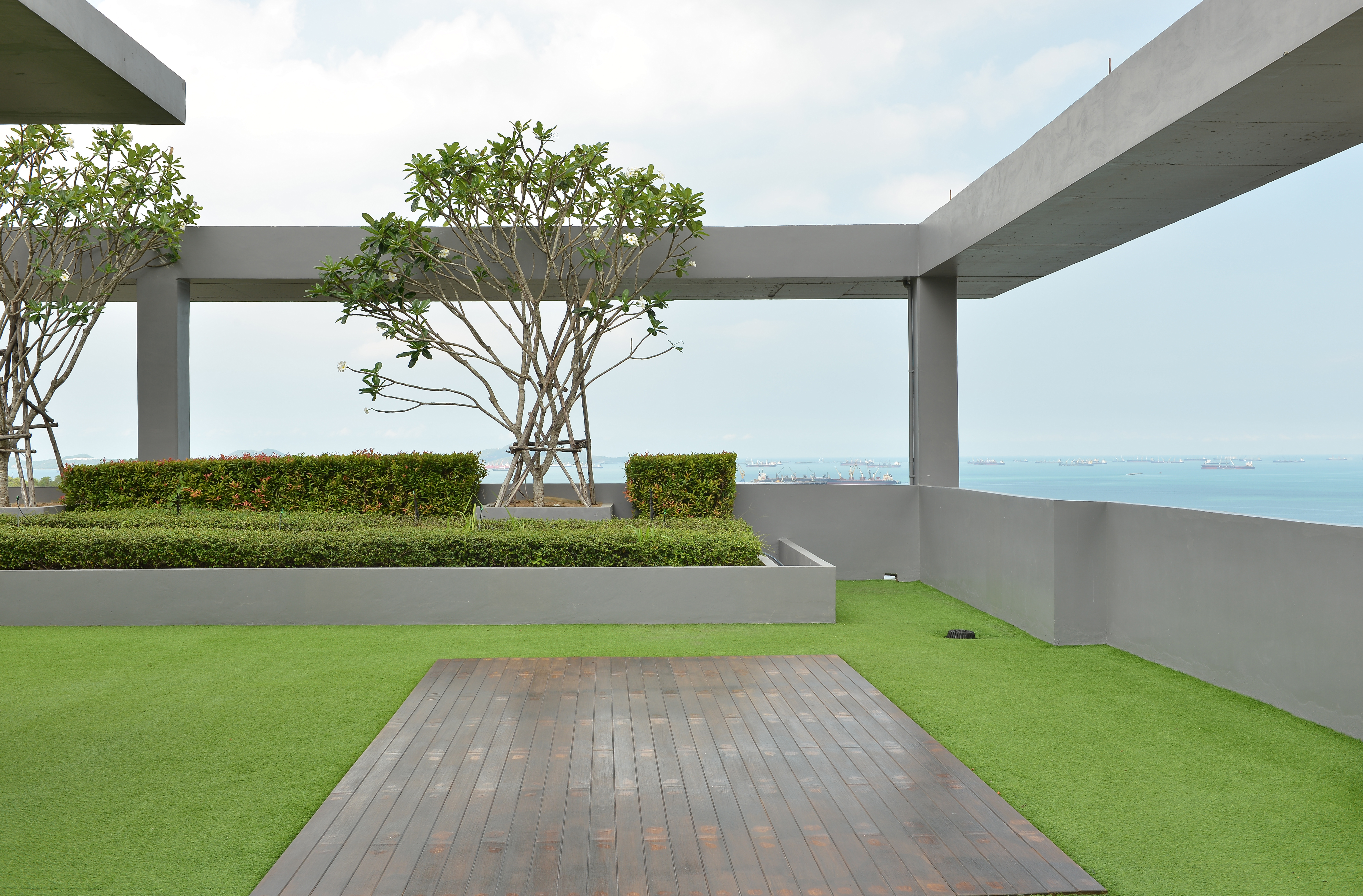 Green Rooftop