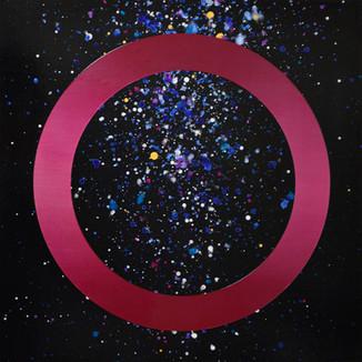 相馬博 展 Hiroshi Soma「circle of universe -星たちの息吹-」
