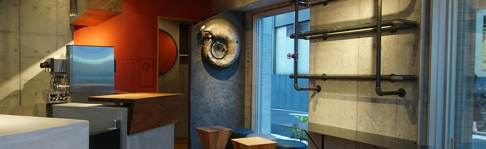 Ammonite Coffee Market Waseda