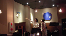 初台隠れ家cafe&Bar NABEにて ART&MUSIC コンサート♬