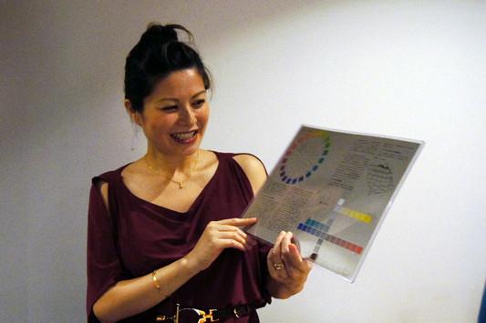 エナジーアーティスト  星野 咲子さんによる トークセミナー♪