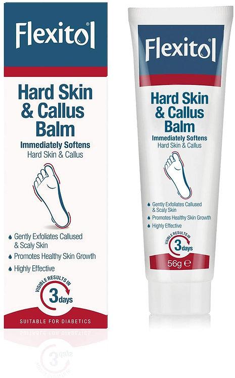 Flexitol Hard Skin & Callus Balm 56g