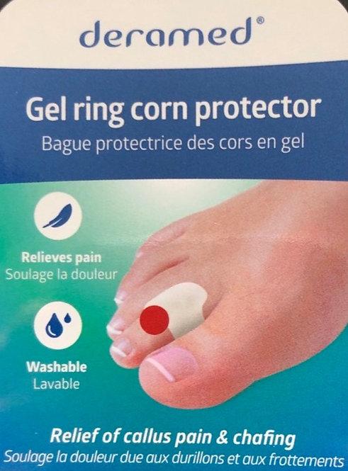 Deramed Gel ring corn protector x2