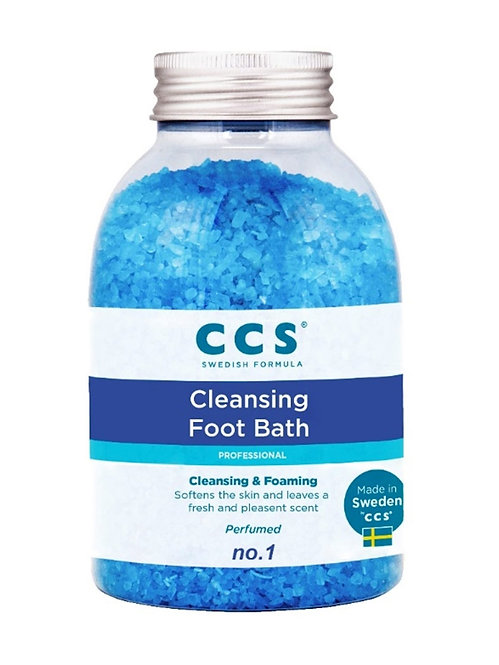 CCS Cleansing Foot Bath crystals