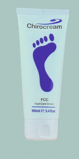 Chirocream Foot Care Cream 100ml