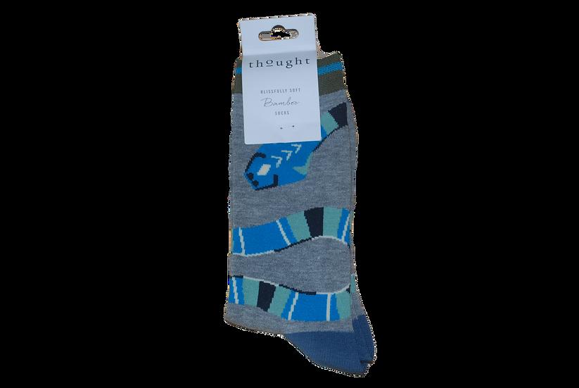 Thought Men's Bamboo Socks