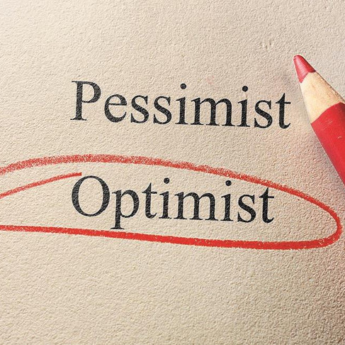 How to spot an Optimist