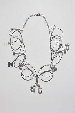 FLOW STATEMENT NECKLACE - ONE OF A KIND