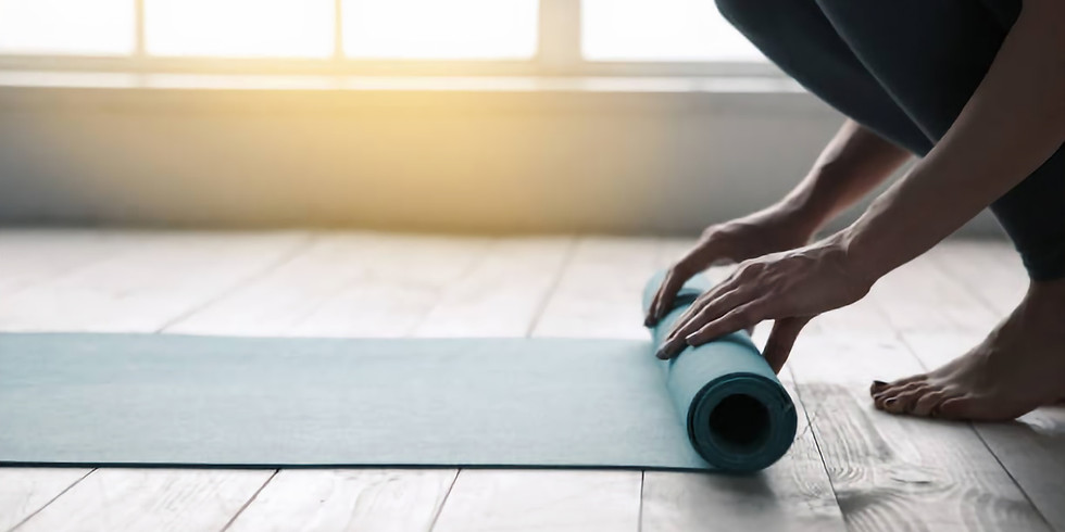 Wednesday Therapeutic Yoga class with Jon Witt