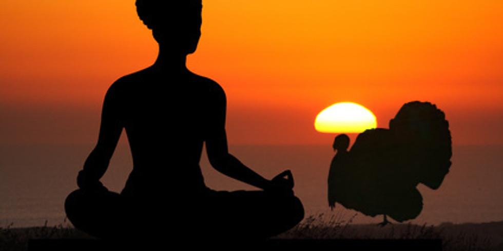 Gratitude Flow - Sunrise yoga class with Jon Witt (Thanksgiving Week)