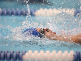 Swimming & Diving Sweeps Two-Day Competition