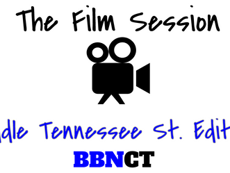 The Football Film Session - MTSU Edition