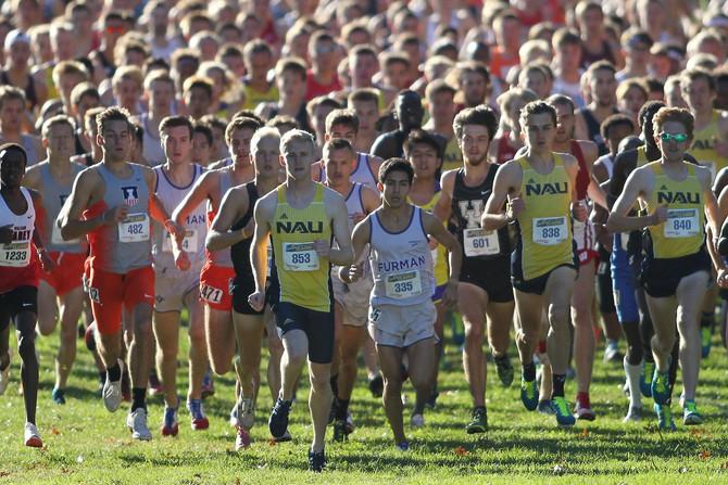 Cross Country Finishes Regular Season