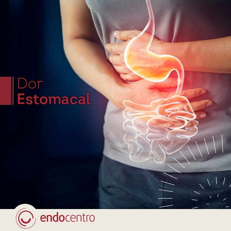 Dor Estomacal