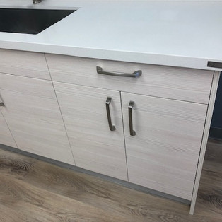 Euro -Pale Pine- Aena Cabinets
