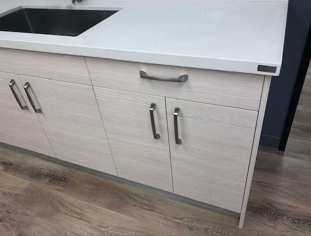 Euro -Pale Pine- Aena Cabinets
