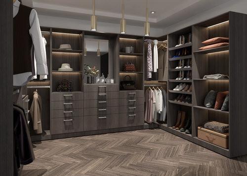 European closet systems