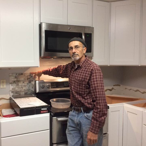 John Arena -- Kitchen designer and distributor