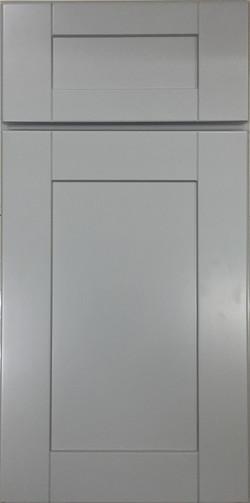 Ash-Gray door