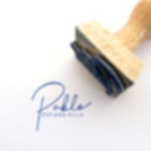 pablo est une fille Illustration rennes tampon  rennes bretagne illustratrice bretagne créatrice illustrateur