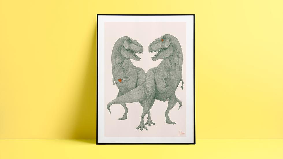 Duo de Dinos