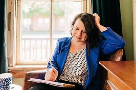Nikki Zellner, strategy session.jpg