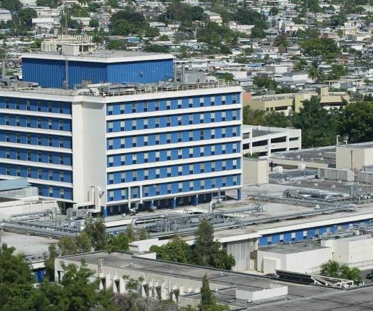 Hospital de Veteranos en Puerto Rico