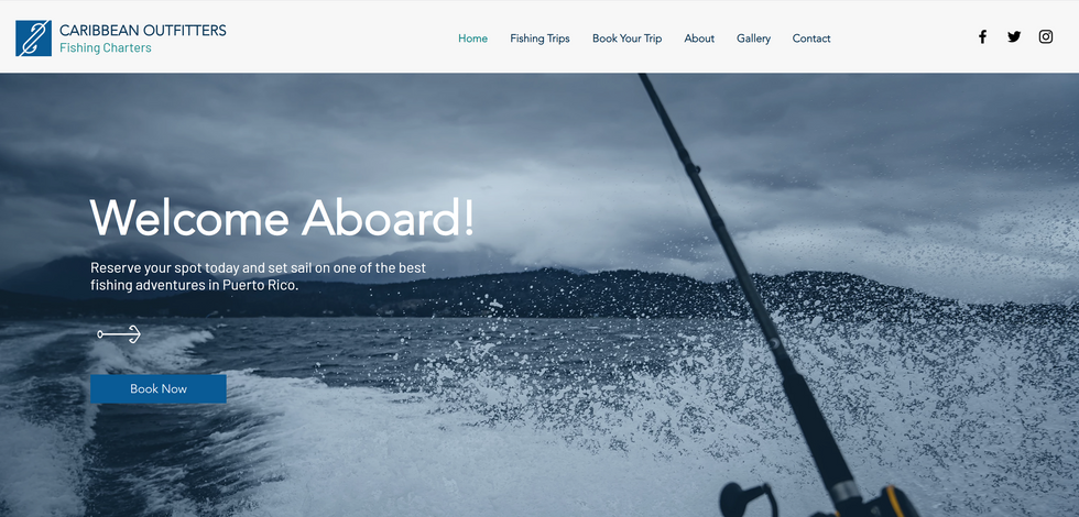 Caribbean Outfitters Fishing Charters
