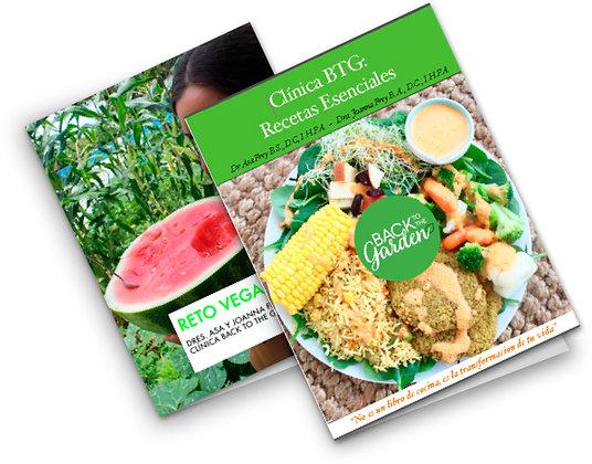 Combo: Reto Vegano + Recetas Esenciales