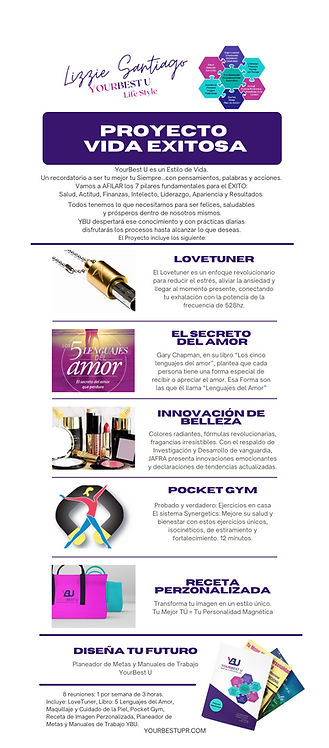 Proyecto Vida Existosa -NCLM