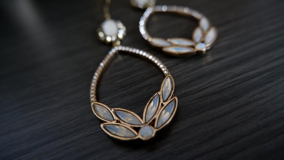 Opal Drops | Earrings