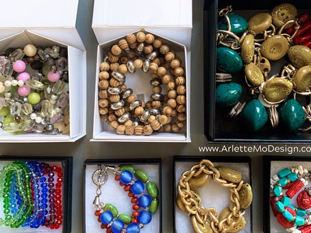 Jewelry Handling & Care. 5 steps.