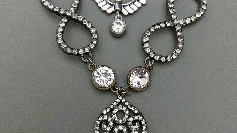Endless   Sparkling Necklace