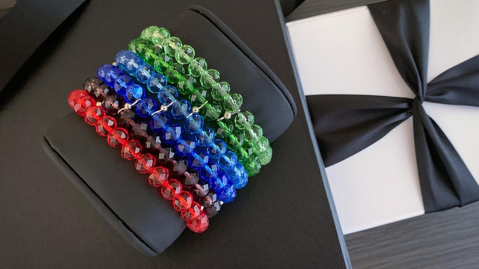 Wide Bracelet | Stretch