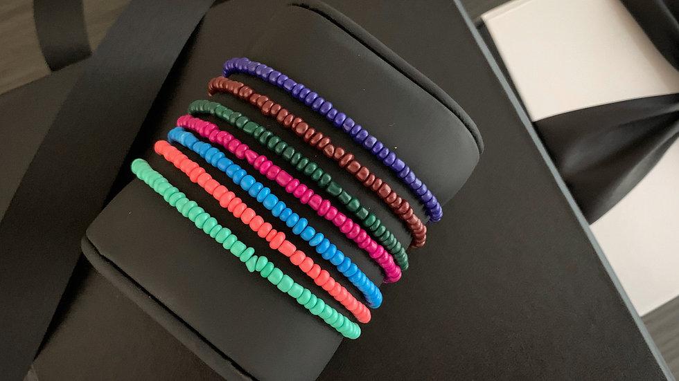 Achievement Bracelet Set | Colorful | Stretch