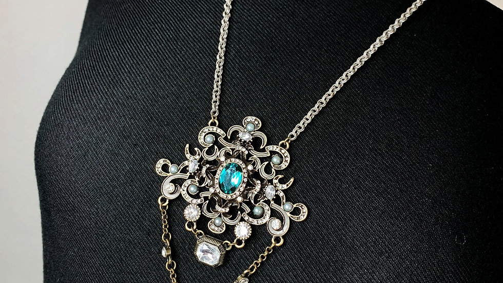 Victorian Long Necklace
