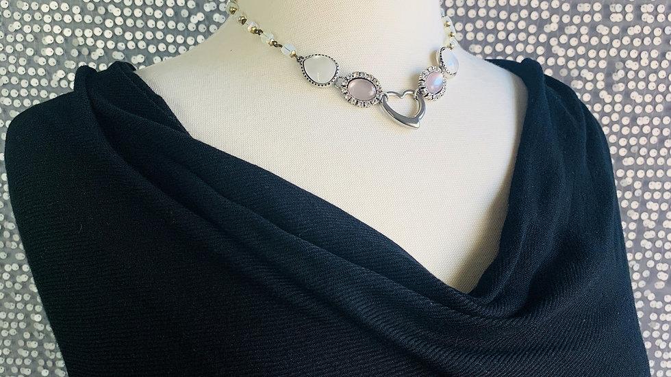 Opal Heart | Necklace