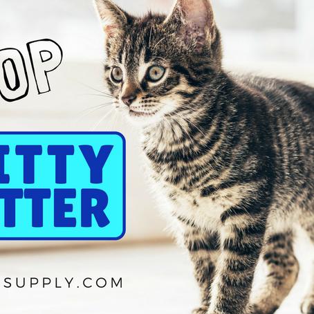 The Scoop on Kitty Litter