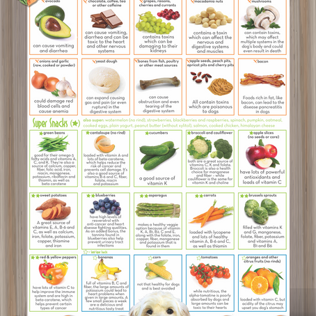 Super Snacks vs. Toxic Treats