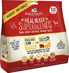 Stella & Chewy's Lil' Superblends Meal Mixers