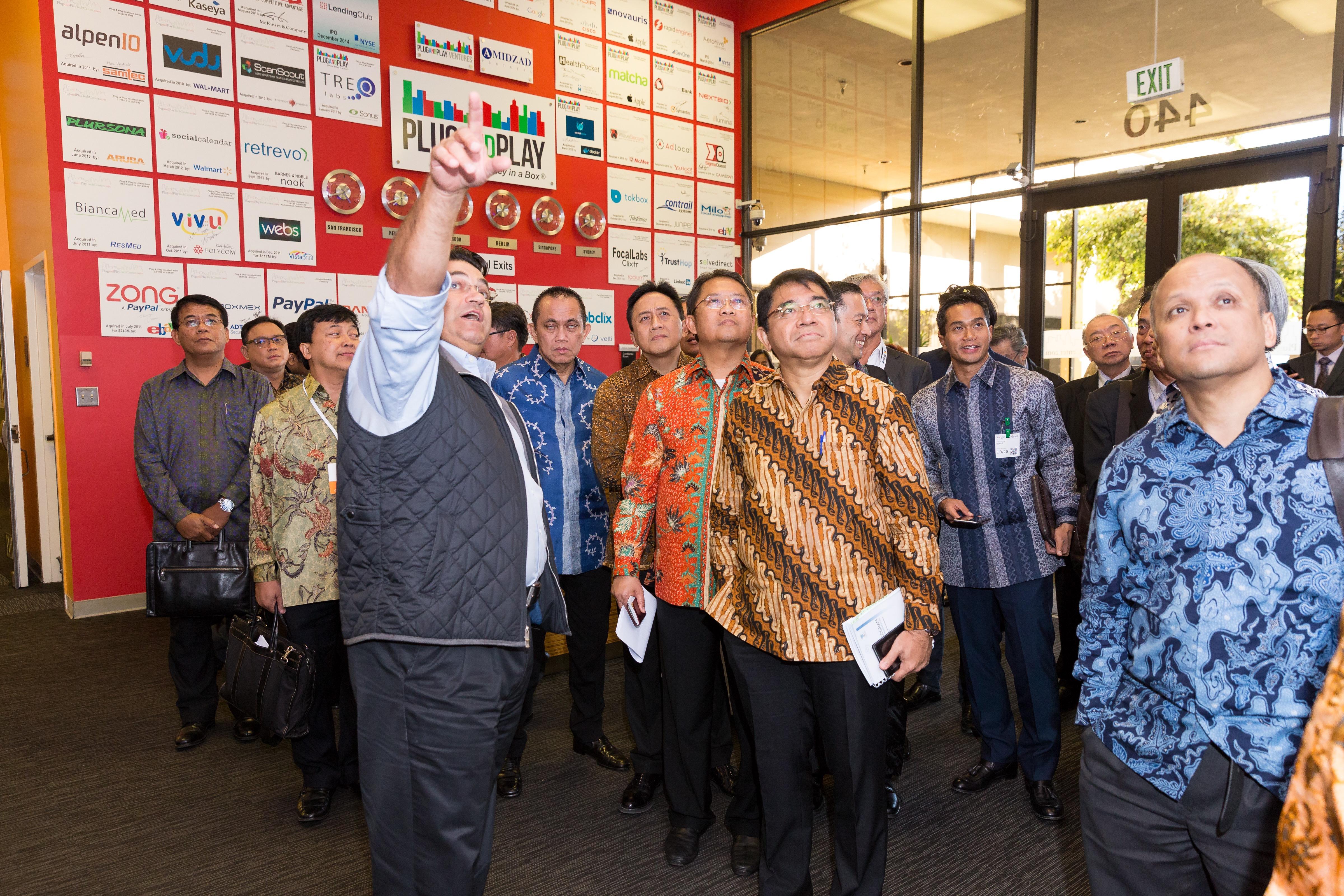 Indo delegation visit to SV - 110 of 115