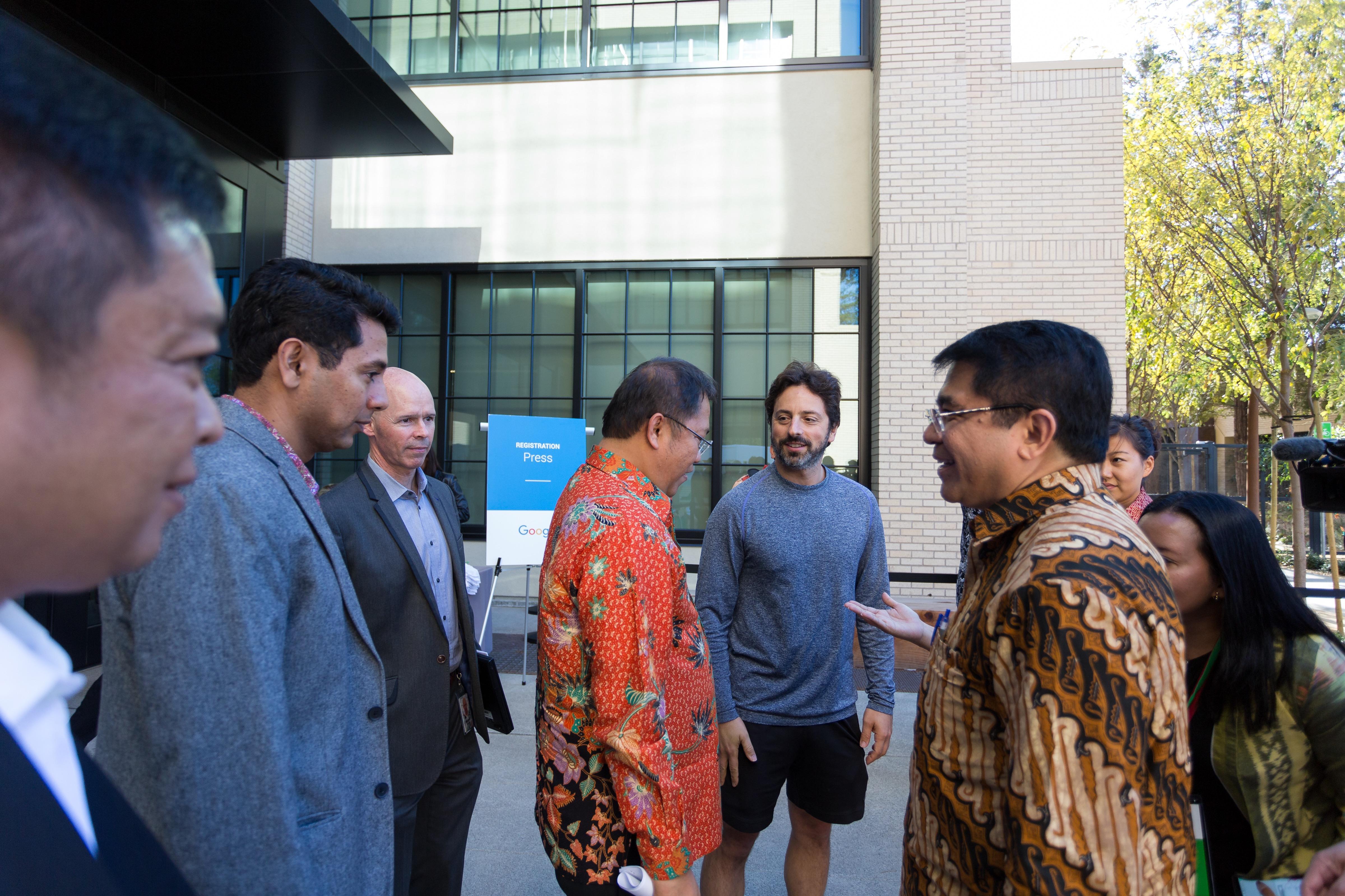 Indo delegation visit to SV - 113 of 115