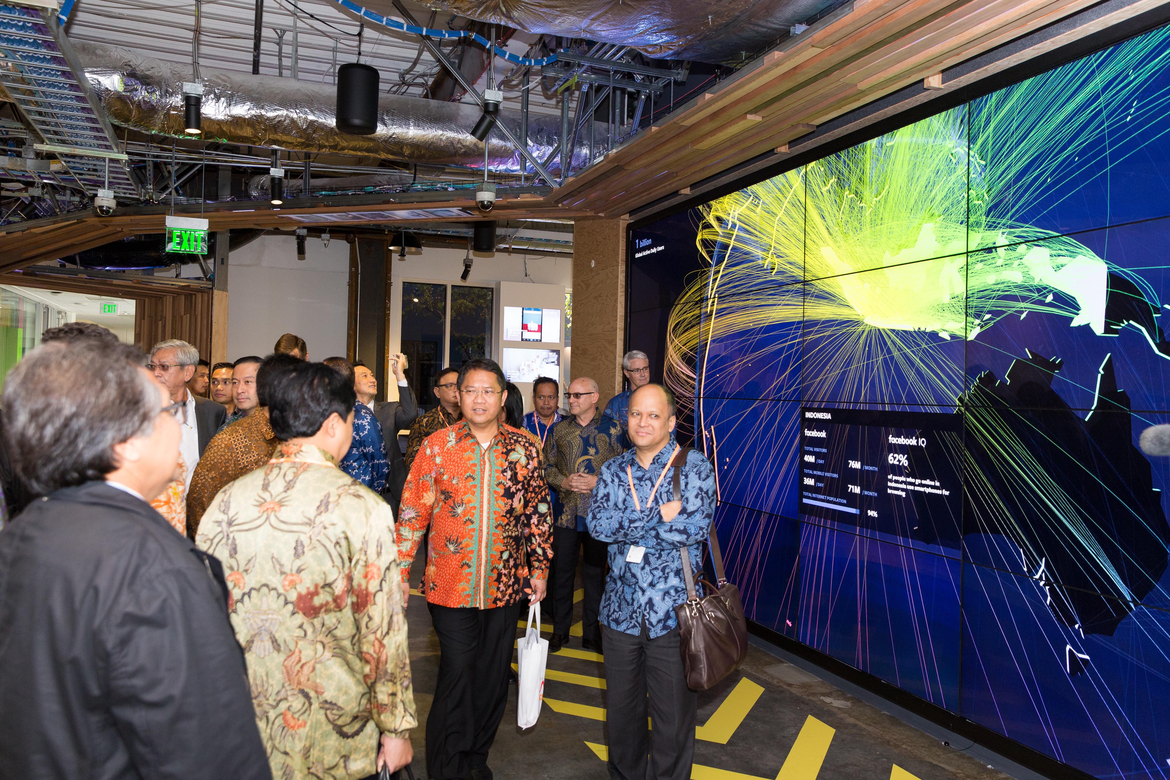 Indo delegation visit to SV - 80 of 115