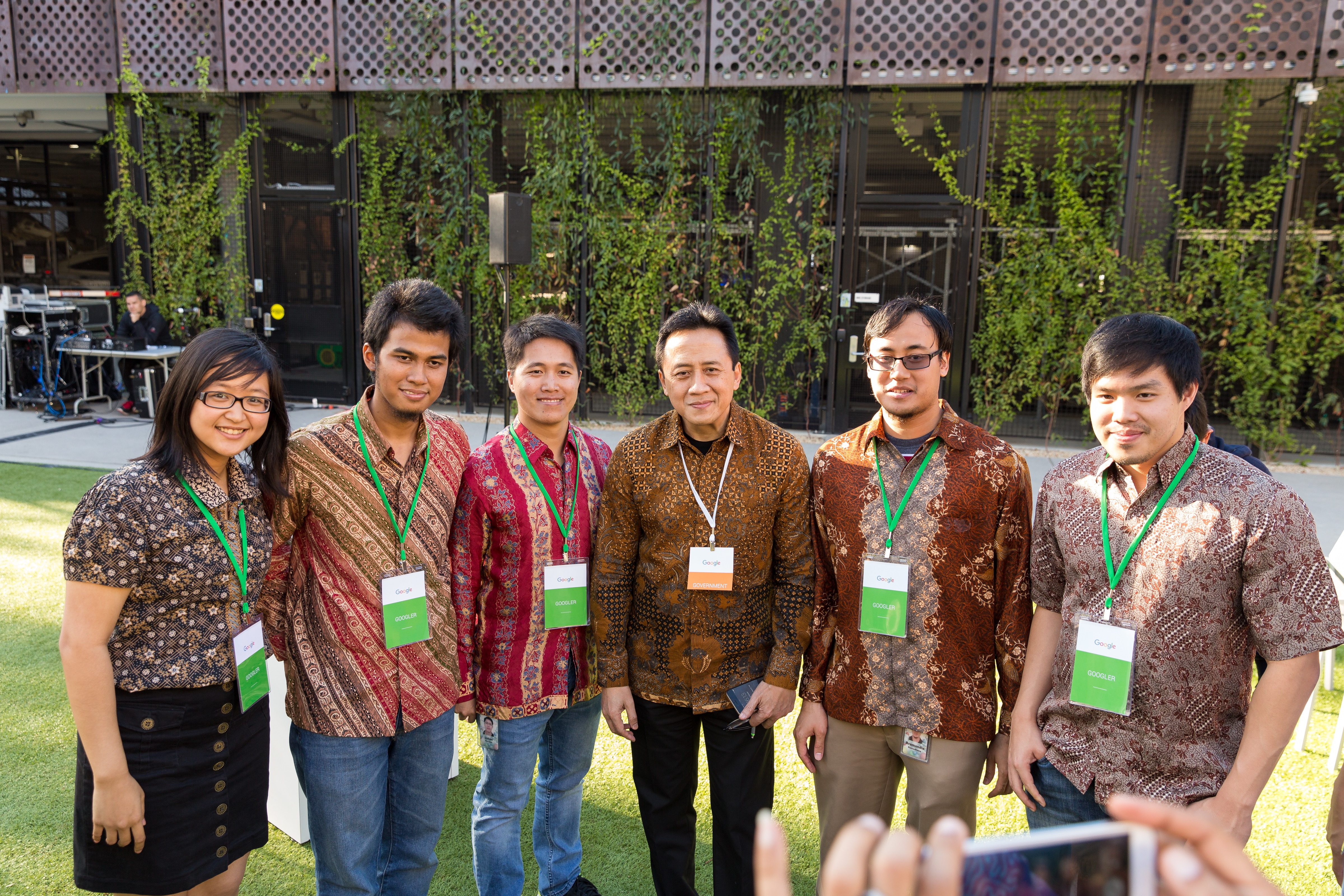 Indo delegation visit to SV - 105 of 115
