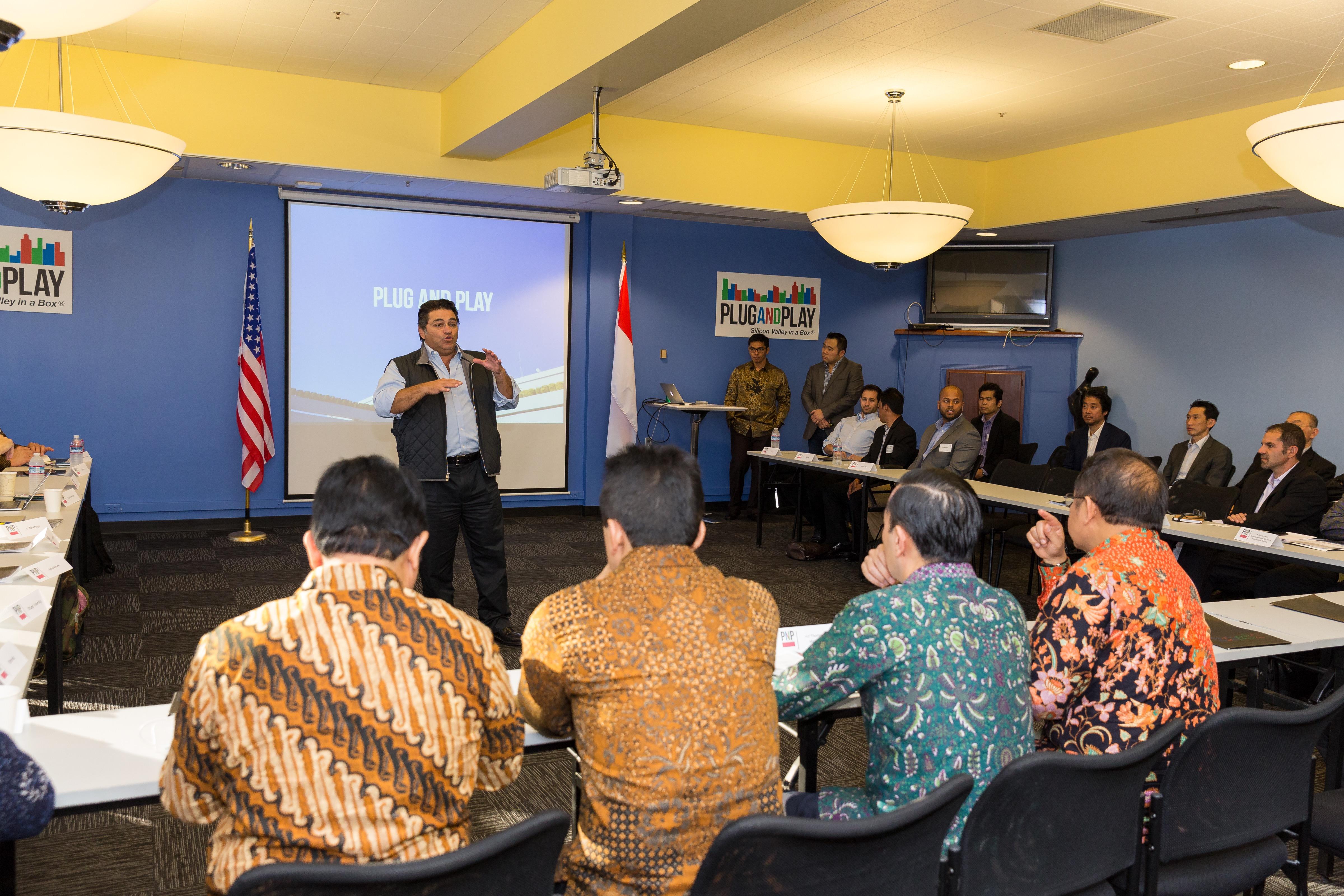 Indo delegation visit to SV - 112 of 115