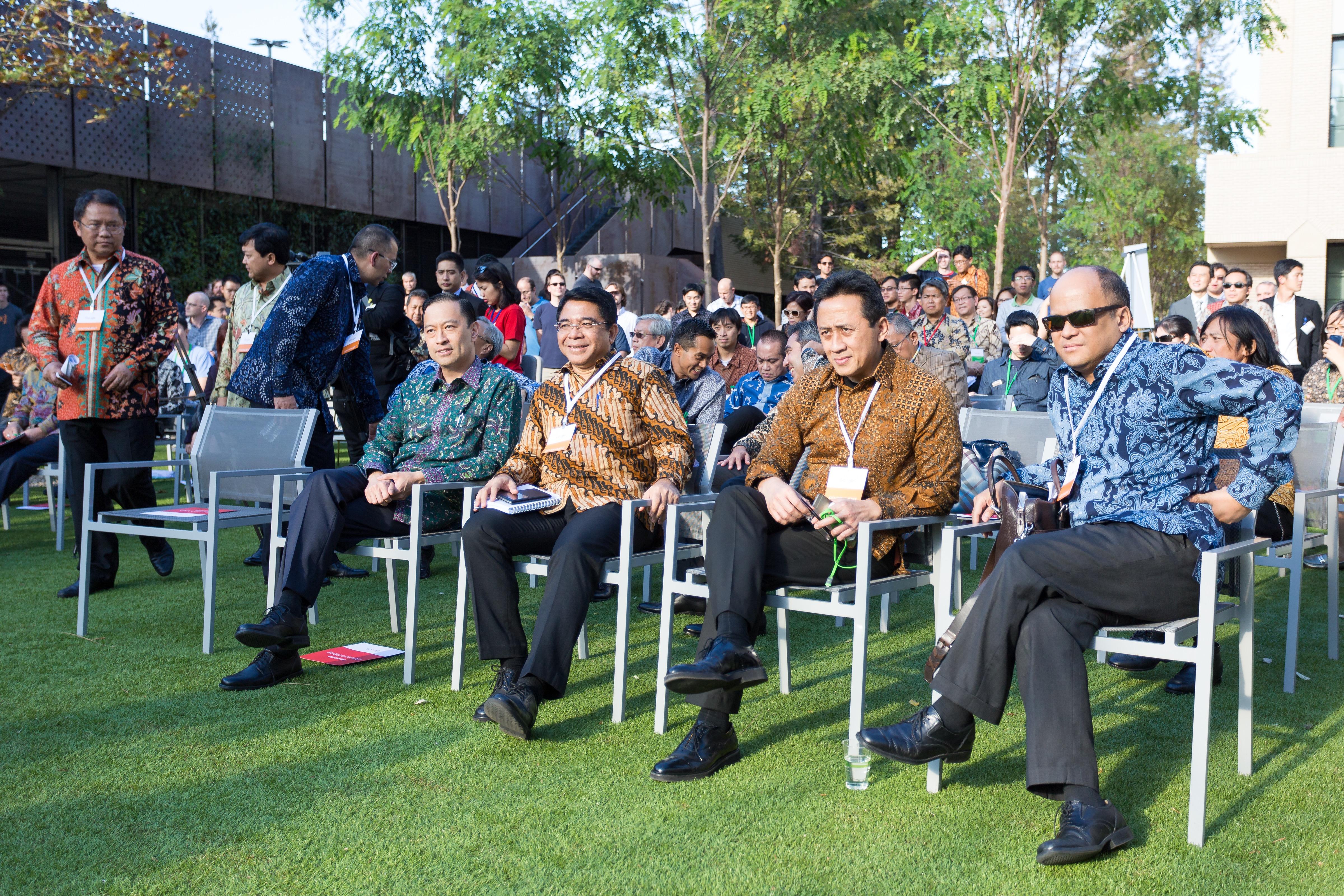 Indo delegation visit to SV - 77 of 115
